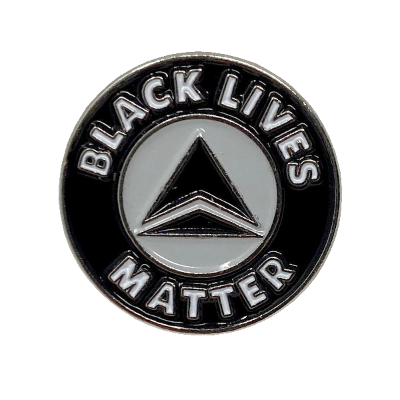 Delta Black Lives Matter Lapel Pins - pack of 25